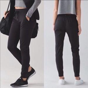 Lululemon Dropt Pant- Black